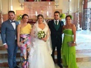 La boda de Maribel  y Mario  2