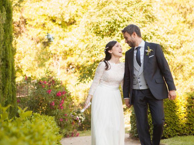 La boda de Eugenia y Oscar