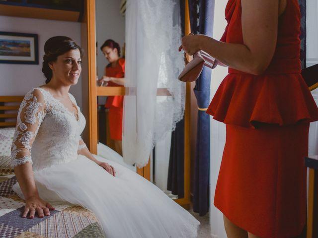 La boda de Tomás y Alicia en Coria, Cáceres 8