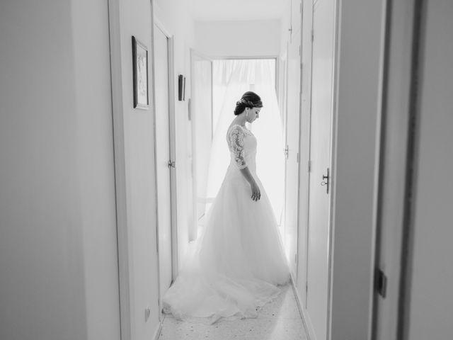 La boda de Tomás y Alicia en Coria, Cáceres 11