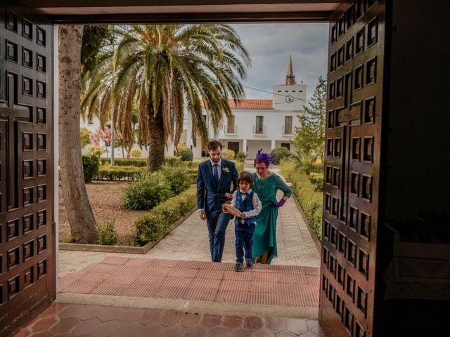 La boda de Tomás y Alicia en Coria, Cáceres 15