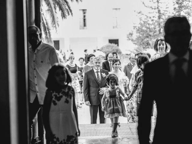 La boda de Tomás y Alicia en Coria, Cáceres 18