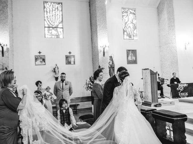 La boda de Tomás y Alicia en Coria, Cáceres 16