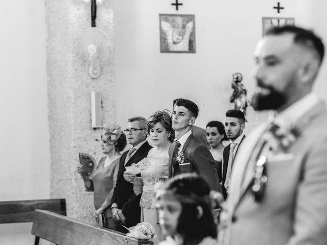 La boda de Tomás y Alicia en Coria, Cáceres 17