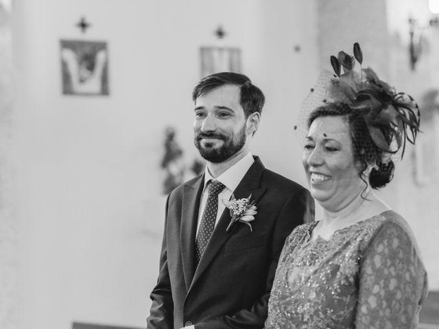 La boda de Tomás y Alicia en Coria, Cáceres 20