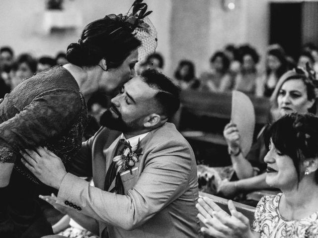 La boda de Tomás y Alicia en Coria, Cáceres 22