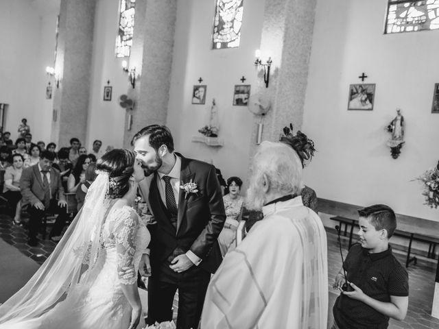 La boda de Tomás y Alicia en Coria, Cáceres 23