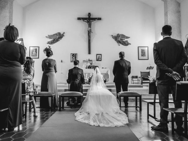 La boda de Tomás y Alicia en Coria, Cáceres 24