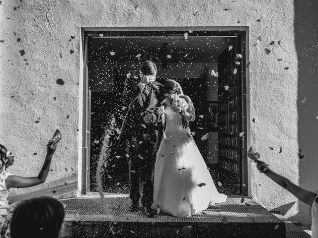 La boda de Tomás y Alicia en Coria, Cáceres 25
