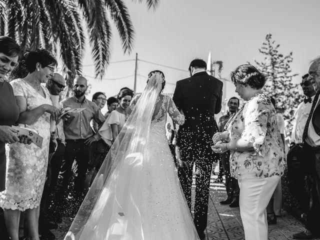 La boda de Tomás y Alicia en Coria, Cáceres 26