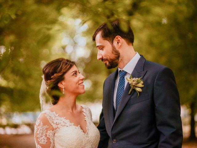 La boda de Tomás y Alicia en Coria, Cáceres 27