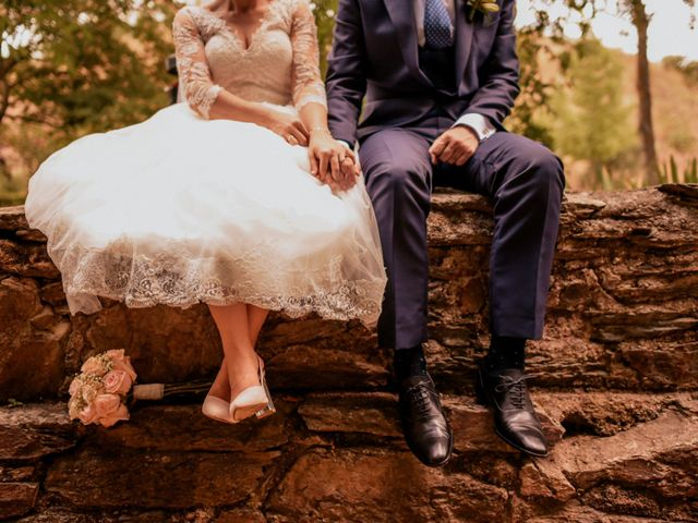 La boda de Tomás y Alicia en Coria, Cáceres 28