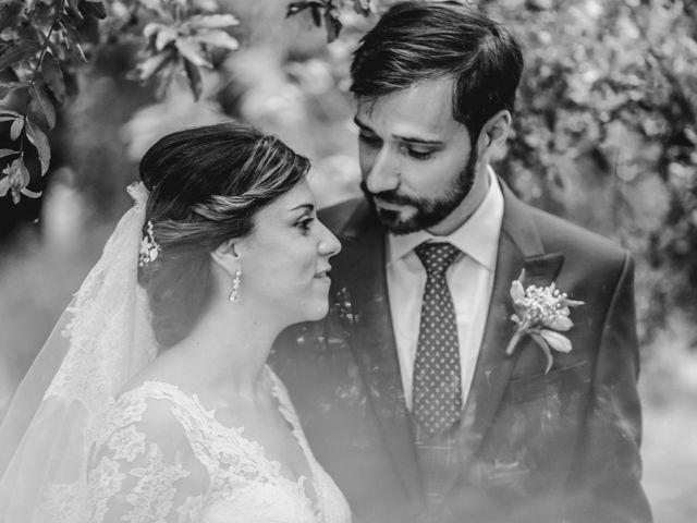La boda de Tomás y Alicia en Coria, Cáceres 29