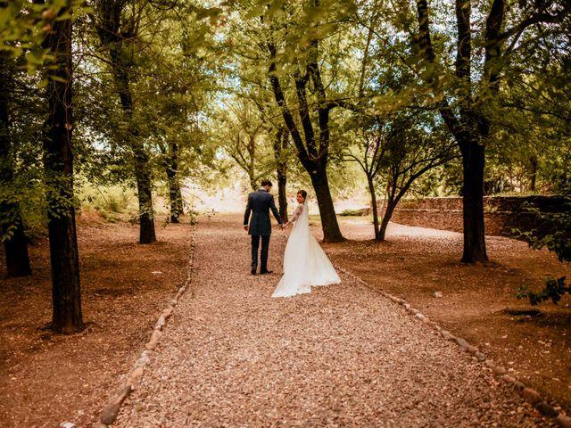 La boda de Tomás y Alicia en Coria, Cáceres 32