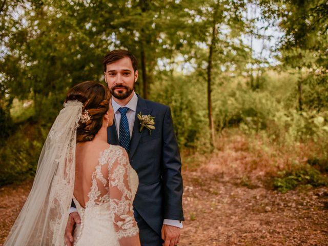 La boda de Tomás y Alicia en Coria, Cáceres 33