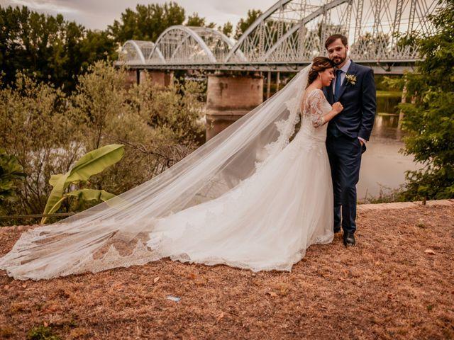 La boda de Tomás y Alicia en Coria, Cáceres 38