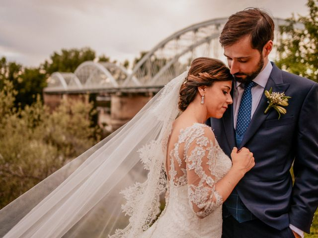 La boda de Tomás y Alicia en Coria, Cáceres 39