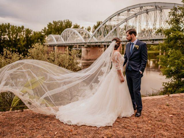 La boda de Tomás y Alicia en Coria, Cáceres 40
