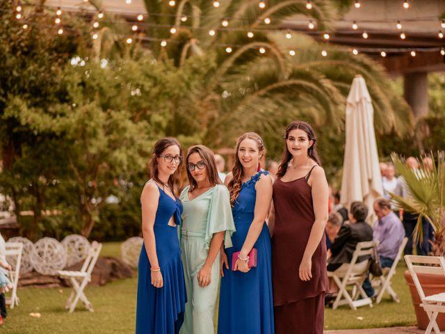 La boda de Tomás y Alicia en Coria, Cáceres 44