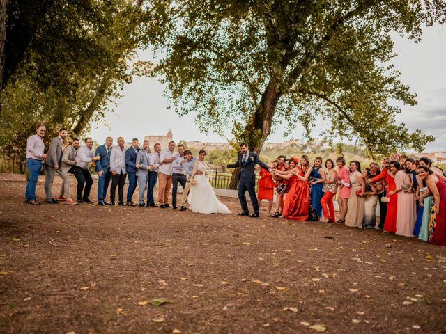 La boda de Tomás y Alicia en Coria, Cáceres 46