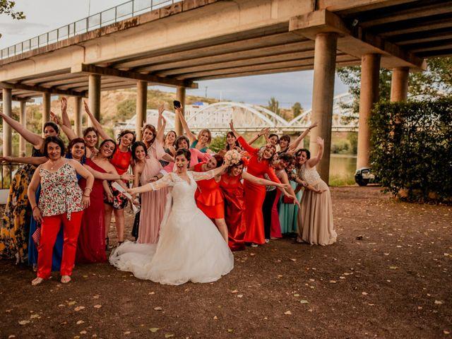 La boda de Tomás y Alicia en Coria, Cáceres 47