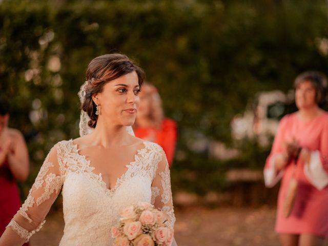 La boda de Tomás y Alicia en Coria, Cáceres 49