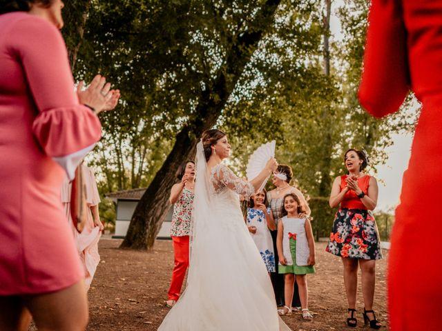 La boda de Tomás y Alicia en Coria, Cáceres 50