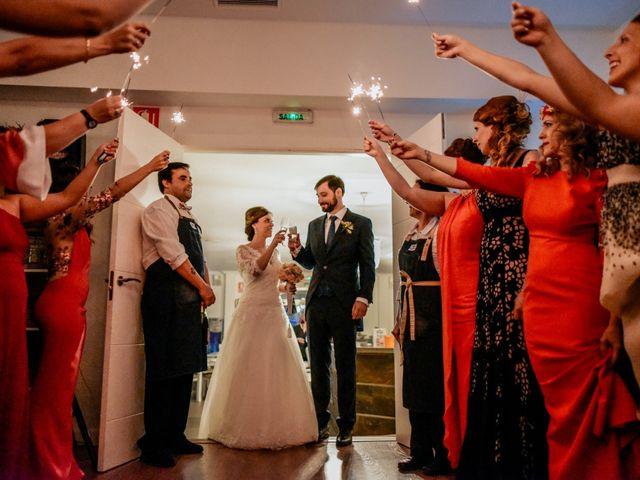 La boda de Tomás y Alicia en Coria, Cáceres 53