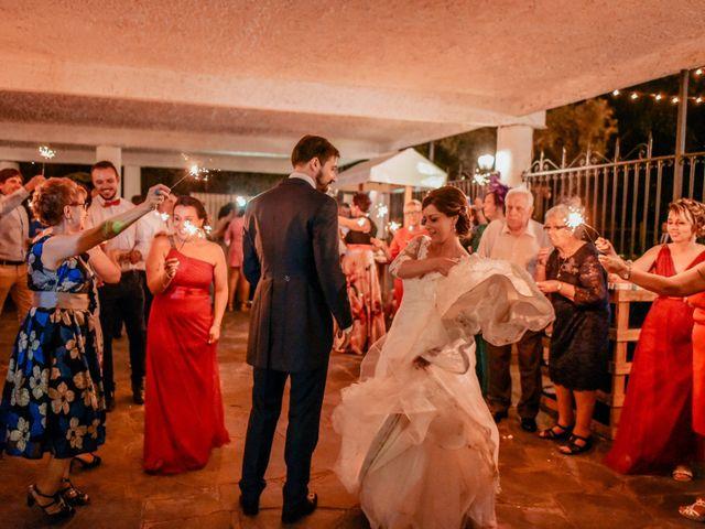 La boda de Tomás y Alicia en Coria, Cáceres 54