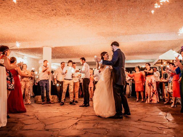 La boda de Tomás y Alicia en Coria, Cáceres 55