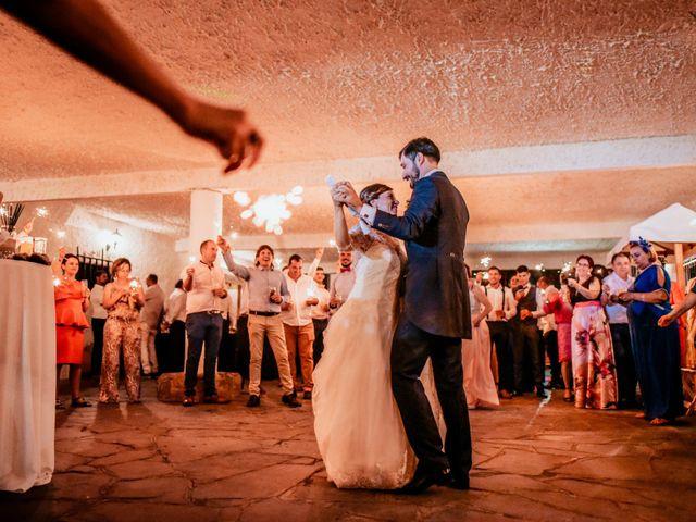La boda de Tomás y Alicia en Coria, Cáceres 56