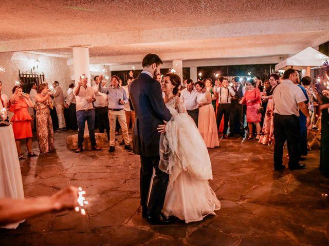 La boda de Tomás y Alicia en Coria, Cáceres 57