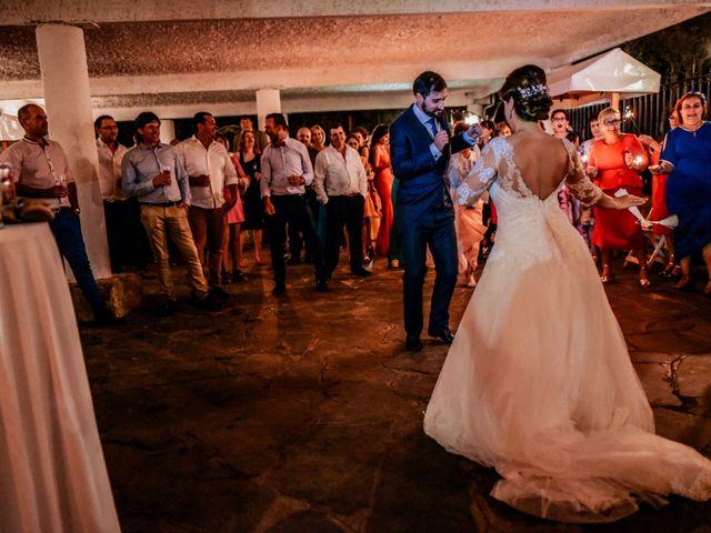 La boda de Tomás y Alicia en Coria, Cáceres 58