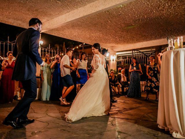 La boda de Tomás y Alicia en Coria, Cáceres 59
