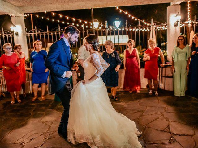 La boda de Tomás y Alicia en Coria, Cáceres 60