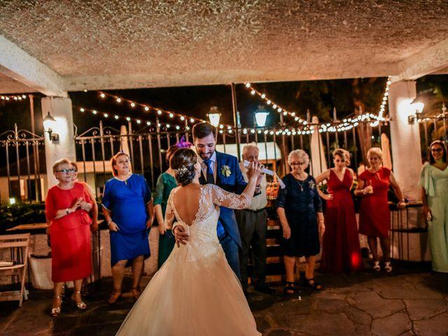 La boda de Tomás y Alicia en Coria, Cáceres 61