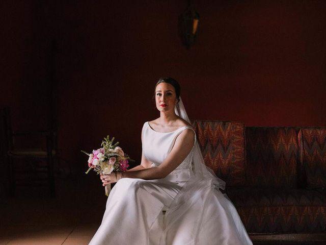 La boda de Camilo y Carmen en Torremocha Del Jarama, Madrid 11