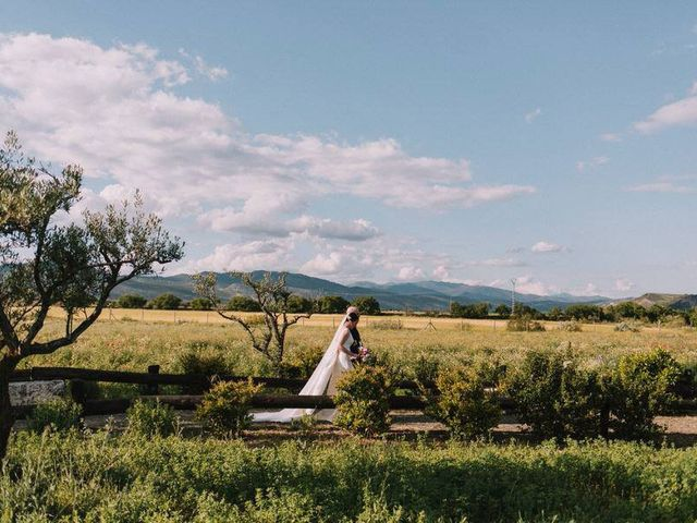 La boda de Camilo y Carmen en Torremocha Del Jarama, Madrid 15
