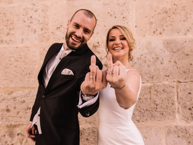 La boda de Roberto y Marina en Alacant/alicante, Alicante 14