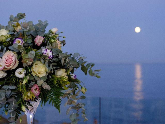 La boda de Brizio  y Keylla en Guadalmina, Málaga 1