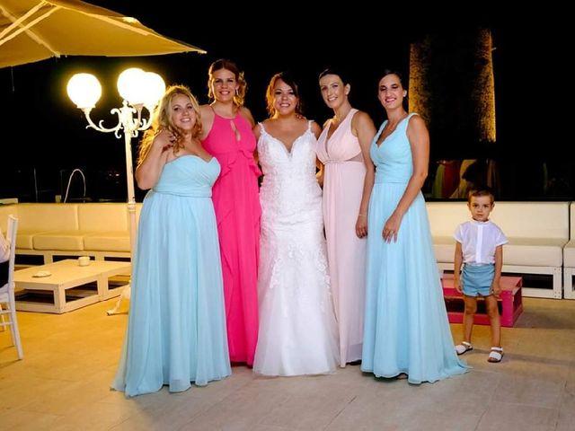 La boda de Brizio  y Keylla en Guadalmina, Málaga 4