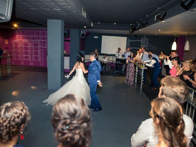La boda de Rafa y Diana en Valladolid, Valladolid 61