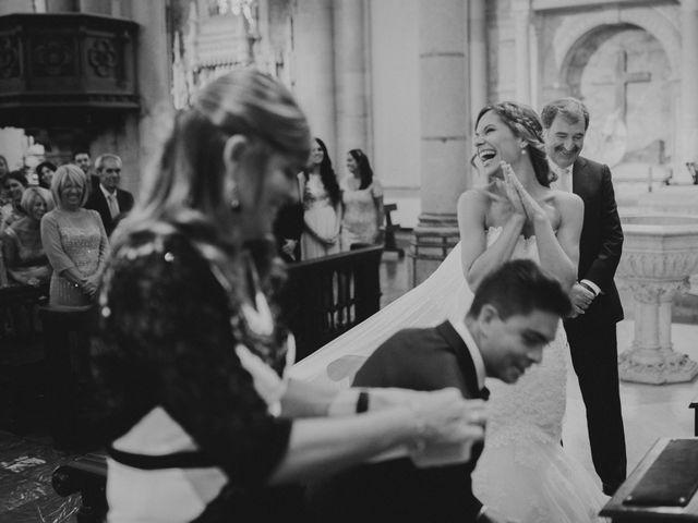 La boda de Álvaro y Ana en Donostia-San Sebastián, Guipúzcoa 22