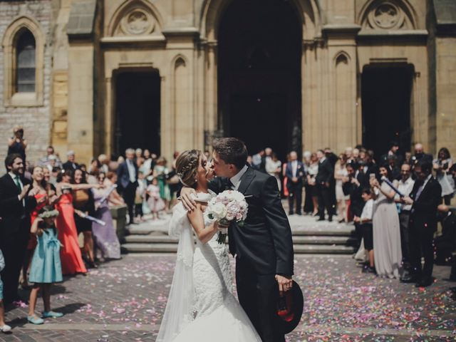La boda de Álvaro y Ana en Donostia-San Sebastián, Guipúzcoa 28
