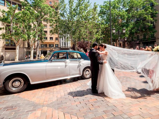 La boda de Alberto Carlos y Anabel en Zaragoza, Zaragoza 8