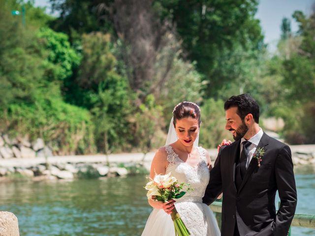 La boda de Alberto Carlos y Anabel en Zaragoza, Zaragoza 14