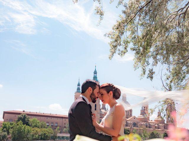La boda de Alberto Carlos y Anabel en Zaragoza, Zaragoza 15