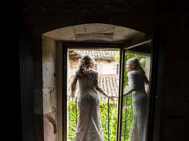 La boda de Roberto y Patricia en Mave, Palencia 1