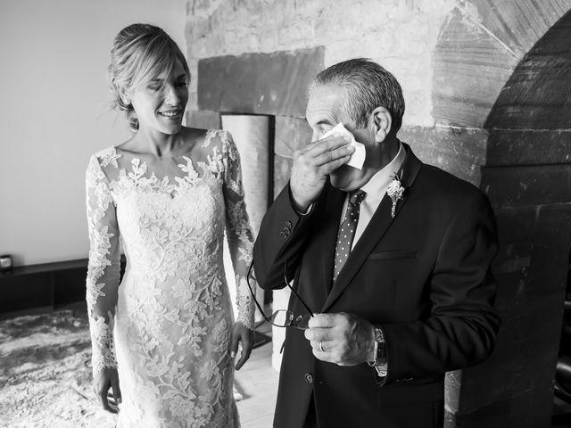 La boda de Roberto y Patricia en Mave, Palencia 16