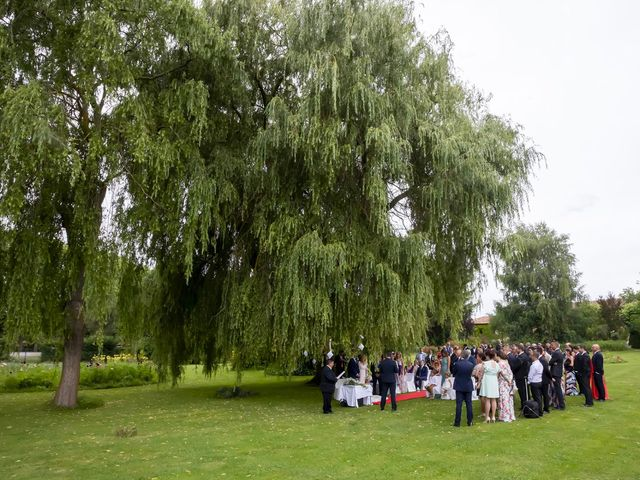 La boda de Roberto y Patricia en Mave, Palencia 23